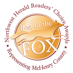 Chiropractic Crystal Lake IL Best of the Fox Badge